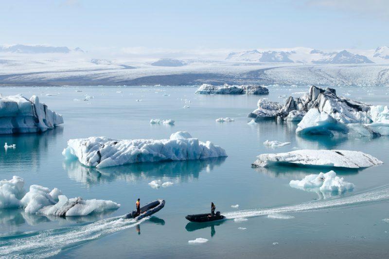 Ocean Arctique, Nouvel Eldorado